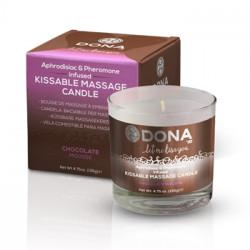 Dona - Kissable Massage Candle Choc...