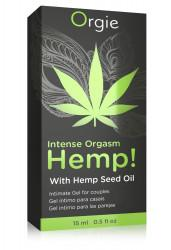 Intense Orgasm Hemp 15ml