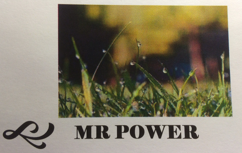 Mr Power - ALMEA