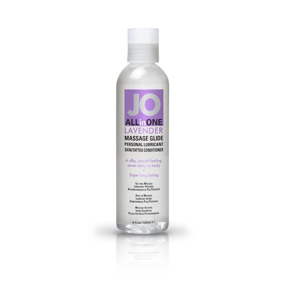 JO massageolja Lavendel 120ml