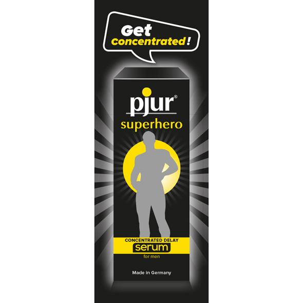 Pjur Superhero Serum TEST